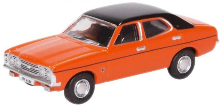 Oxford - Ford Cortina Mk3 - Sunset - In Stock
