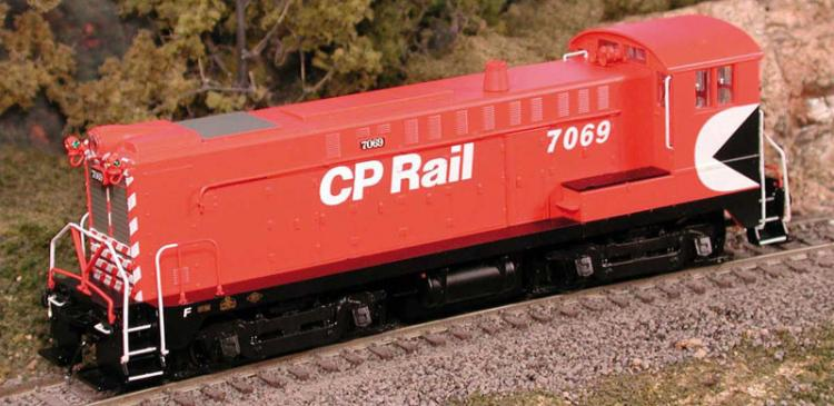 Bowser - Baldwin DS 4-4-1000 - CP #7067 (Multi-Mark) DCC Sound - In Stock