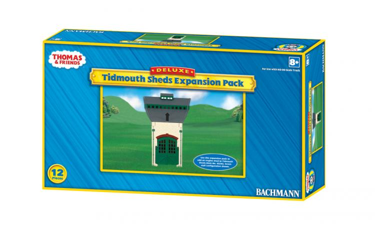 Tidmouth Sheds Expansion Pack (Clearance - was $31.99) - In Stock