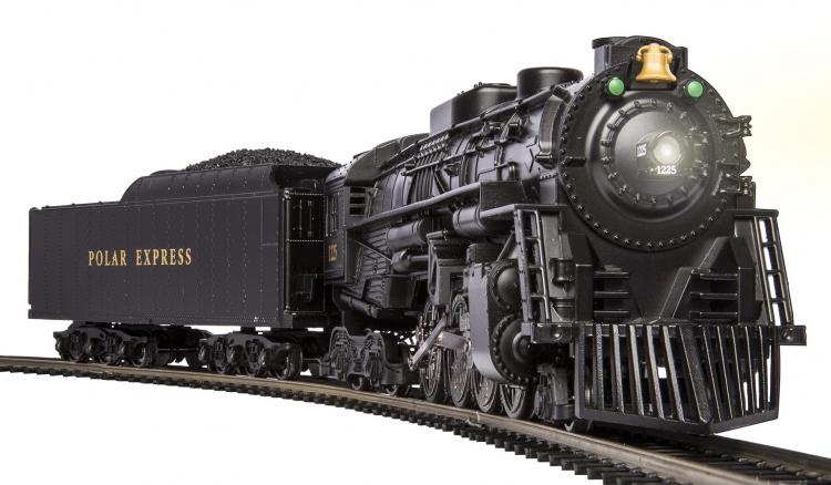 Lionel - Polar Express 2-8-4 Berkshire #1225 with Remote - In Stock