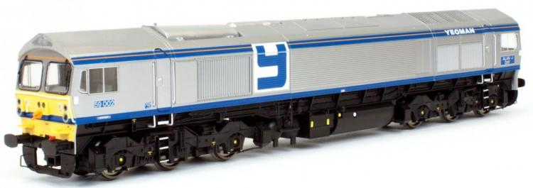 Class 59 #59005 'Kenneth J Painter' (Foster Yeoman - Silver) - Pre Order