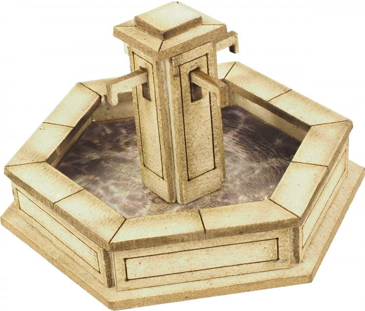Stone Fountain - In Stock