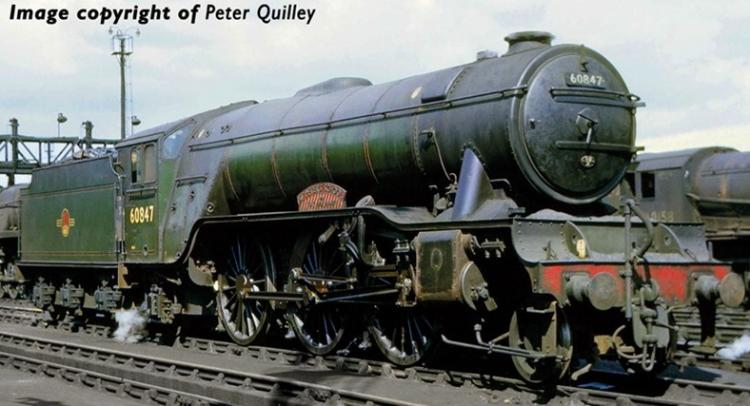 BR V2 2-6-2 #60847 'St Peter's School' (Lined Green - Late Crest) - Pre Order