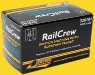 320101 : Rapido - RailCrew - Switch Machine with Rotating Target - In Stock
