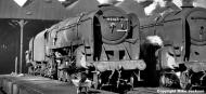 R3986 : BR 9F 2-10-0 #92167 (Black - Early Crest) with Mechanical Stoker - Pre Order