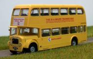 B115C : BT Models - Bristol Lodekka LD6G - Hants & Dorset (Training) - In Stock