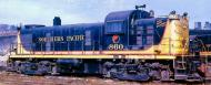 24676 : Bowser - Alco RS-3 - NP #855 (Northern Pacific - Canoe) DCC Sound - Pre Order