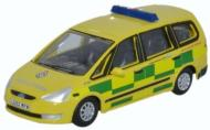 76FG002 : Oxford - Ford Galaxy - London Ambulance Service - In Stock